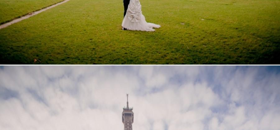 New Mr & Mrs Session in PARIS!