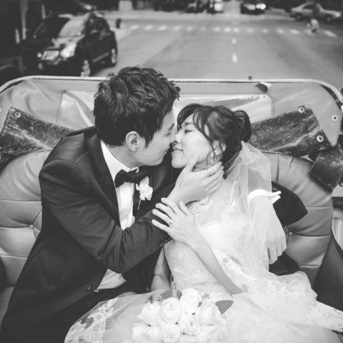 Hye-Sun & Rafael's Waldorf Astoria Chicago Wedding
