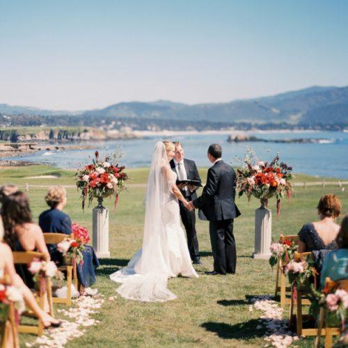The Lodge at Pebble Beach California Wedding Photographer