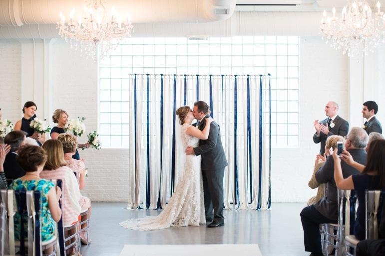 Kristin La Voie Photography Room 1520 Chicago Wedding