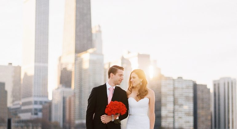 The Rookery Chicago Wedding Photos