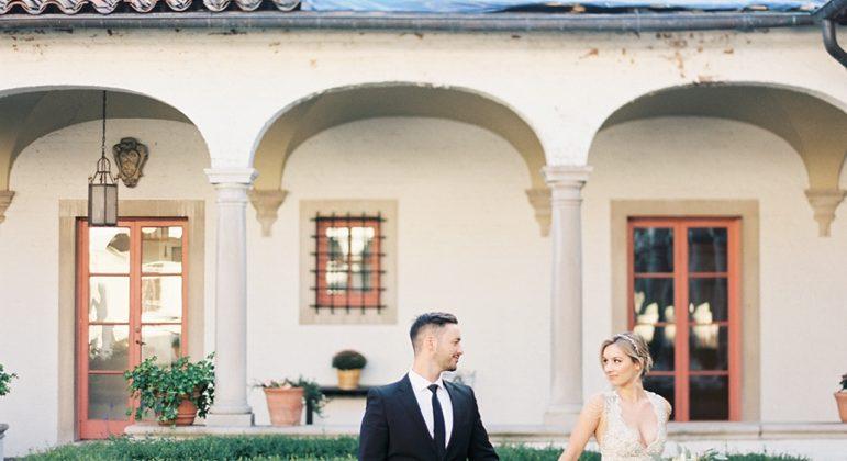 Villa Terrace Milwaukee Wedding Photographer