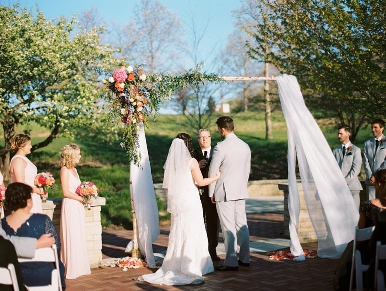 Independence Grove Libertyville Wedding Photos Kristin