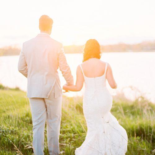 Independence Grove Libertyville Wedding Photos