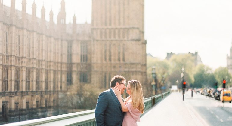 London Big Ben Wedding Photographer