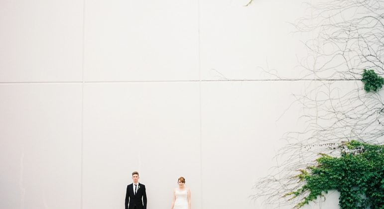 Greenhouse Loft Chicago Wedding