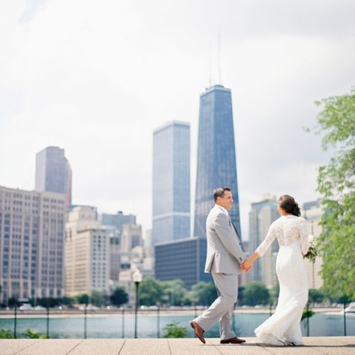 Chicago River Roast Wedding