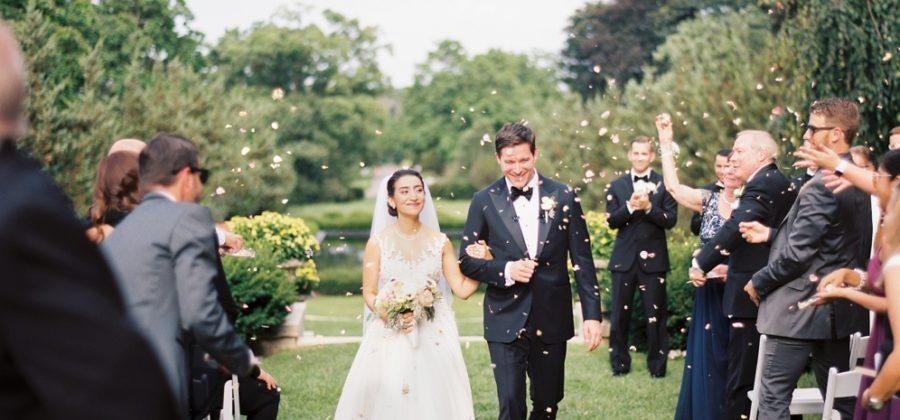 Cantigny Park Wheaton Wedding