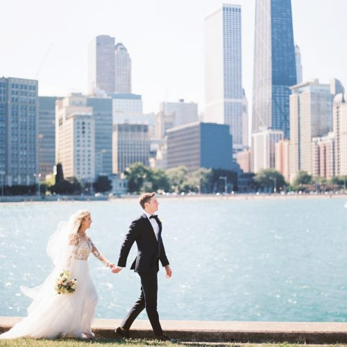 Chicago Ivy Room Wedding