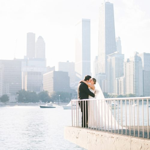 The Drake Hotel Chicago Wedding