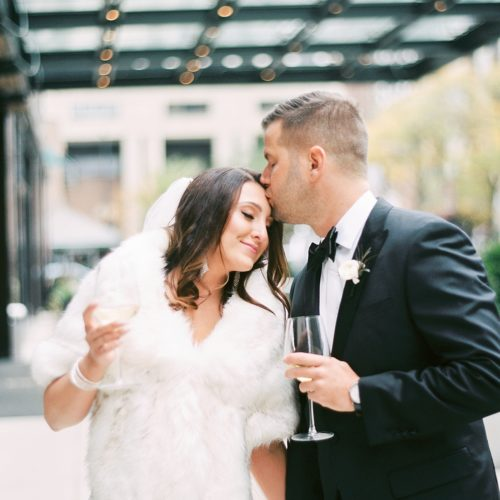 Thompson Hotel Chicago Wedding
