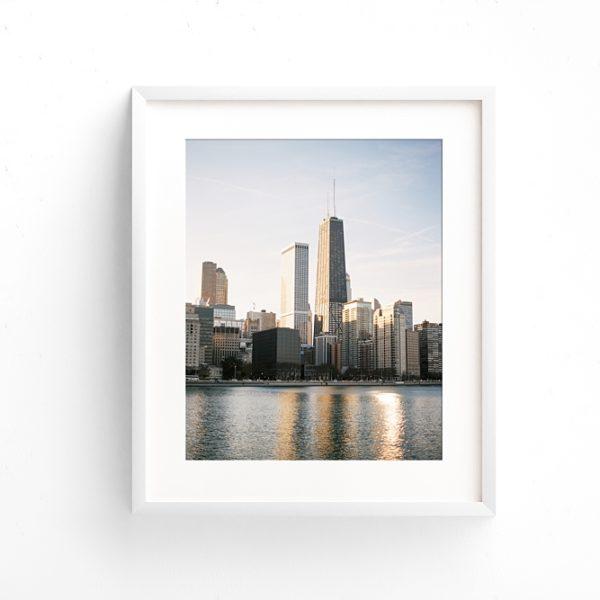 Chicago Fine Art Print Wedding Photographer