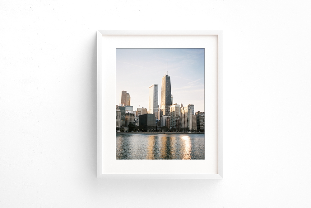 Chicago Fine Art Print Wedding Photographer