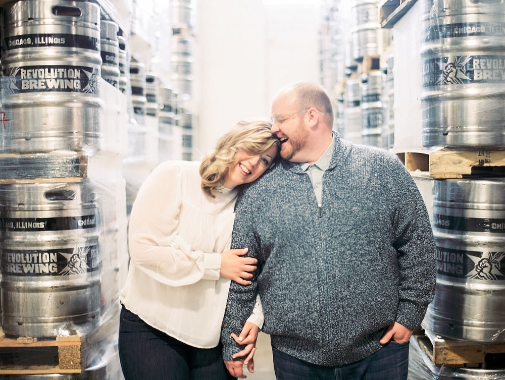 Kristin-La-Voie-Photography-Chicago-Engagement-Revolution-Brewery-29