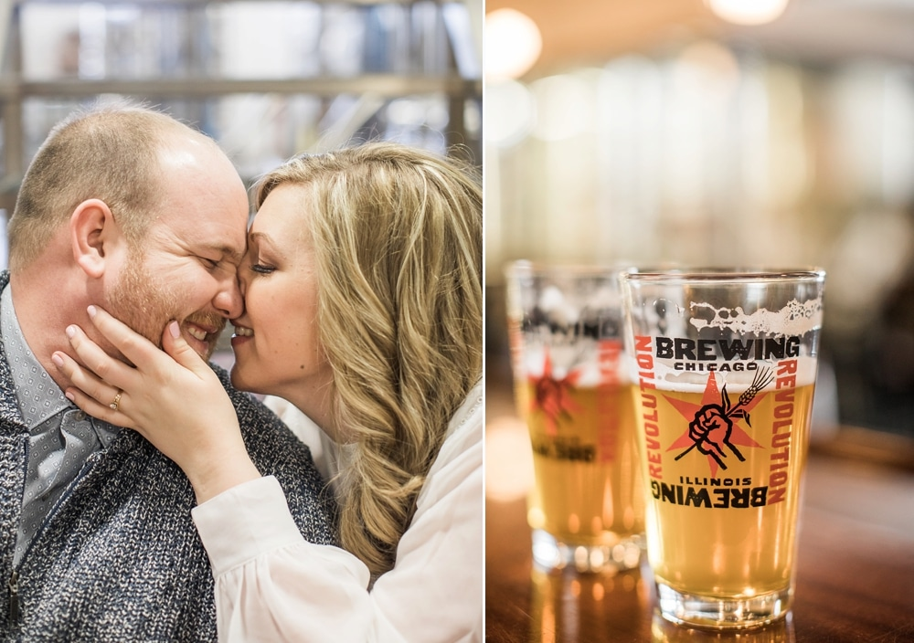 Kristin-La-Voie-Photography-Chicago-Engagement-Revolution-Brewery-44
