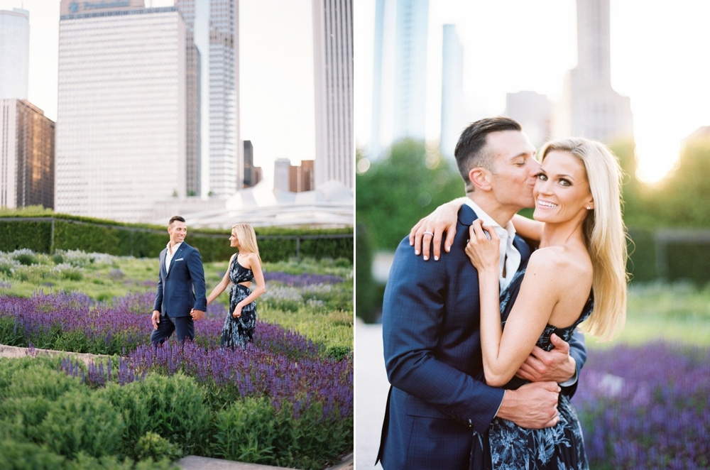 kristin-la-voie-photography-Chicago-Wedding-Photographer-Art-Institute-Lurie-Garden-Millennium-Park-20