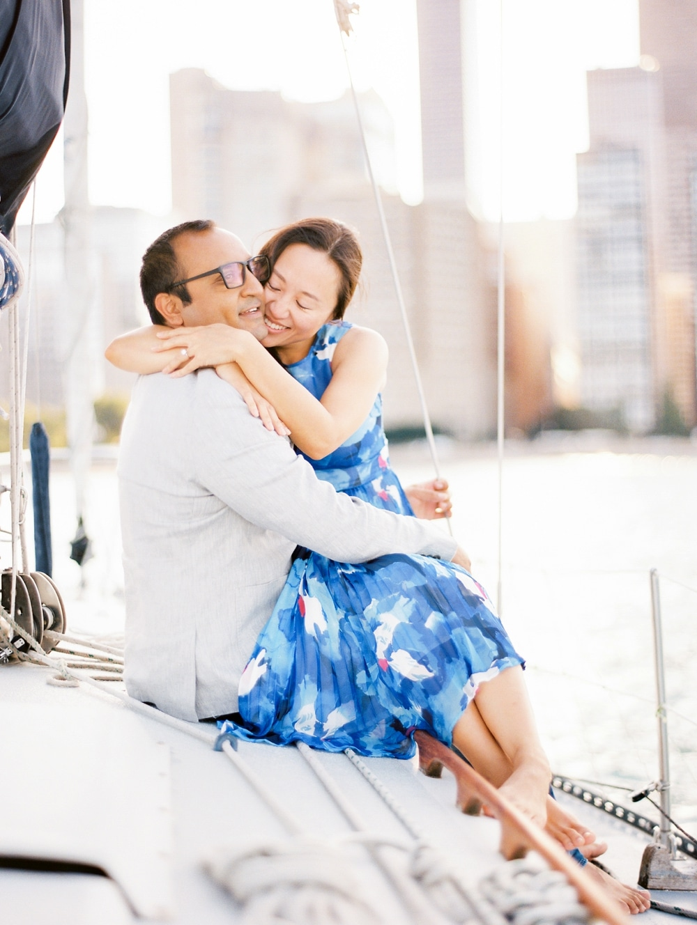 kristin-la-voie-photography-Chicago-wedding-photographer-lake-michigan-sailing-11