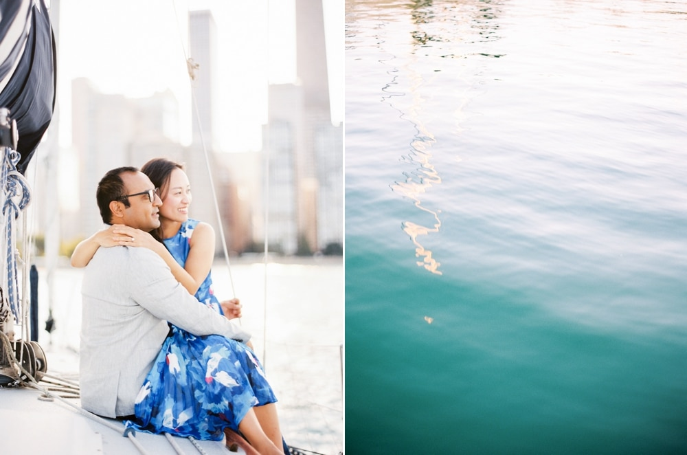 kristin-la-voie-photography-Chicago-wedding-photographer-lake-michigan-sailing-88