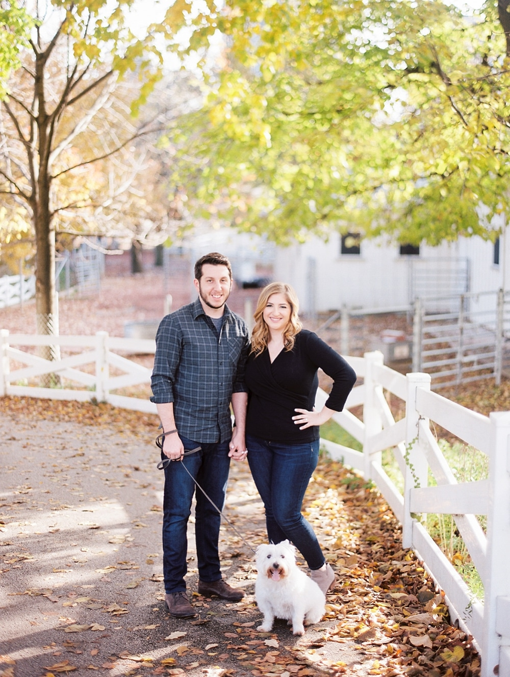 Kristin-La-Voie-Photography-Chicago-Wedding-Photographer-South-Pond-Dog-Engagement-Lincoln-Park-1-2