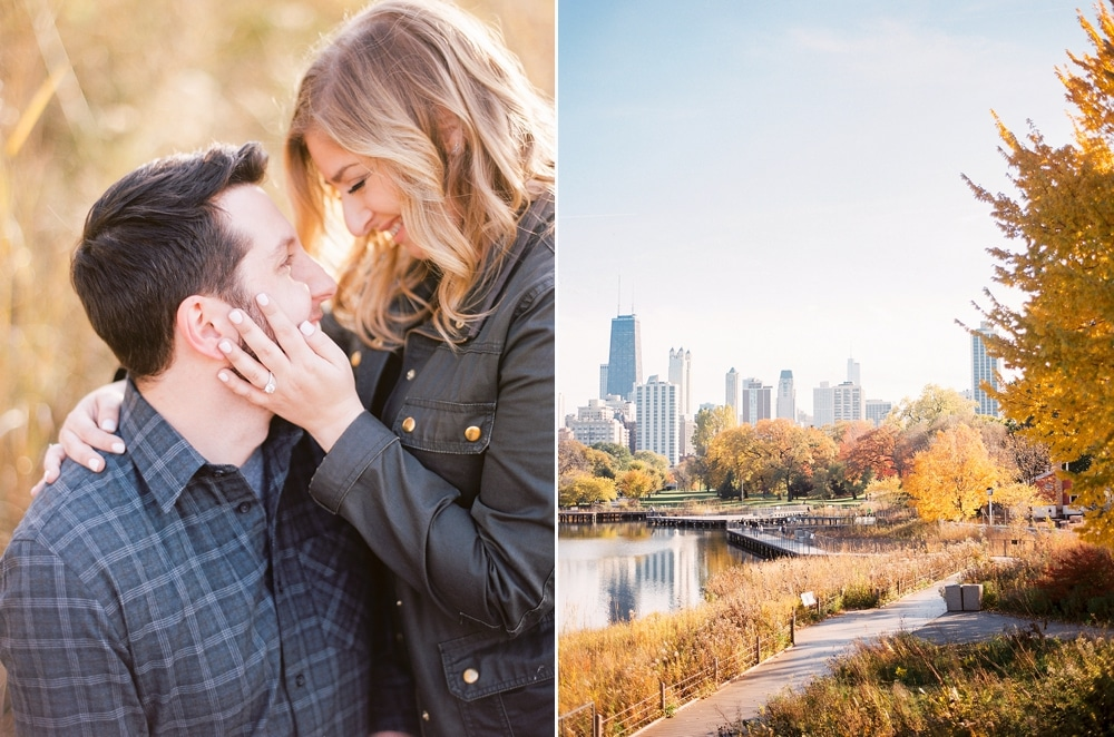 Kristin-La-Voie-Photography-Chicago-Wedding-Photographer-South-Pond-Dog-Engagement-Lincoln-Park-36