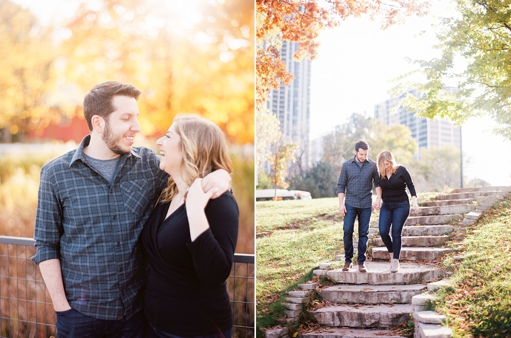 Kristin-La-Voie-Photography-Chicago-Wedding-Photographer-South-Pond-Dog-Engagement-Lincoln-Park-4