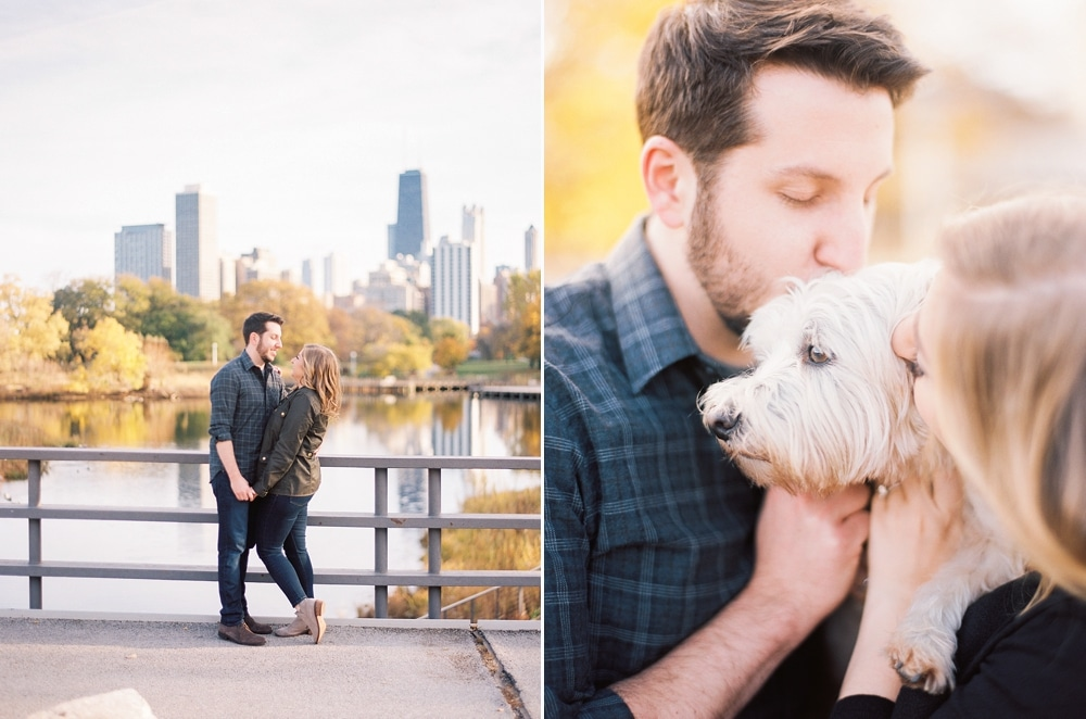 Kristin-La-Voie-Photography-Chicago-Wedding-Photographer-South-Pond-Dog-Engagement-Lincoln-Park-69