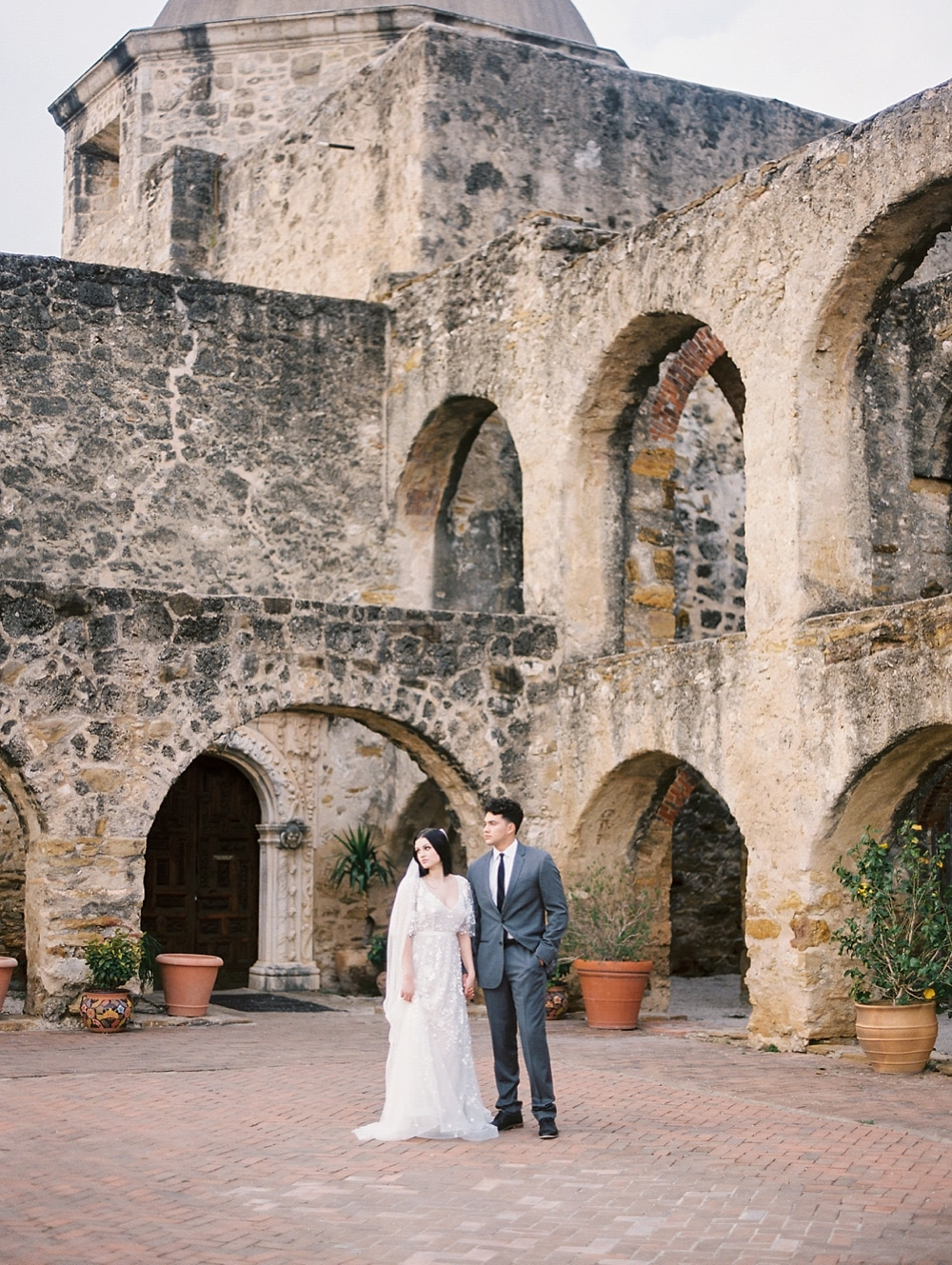 Mission San Jose San Antonio Wedding Photographer
