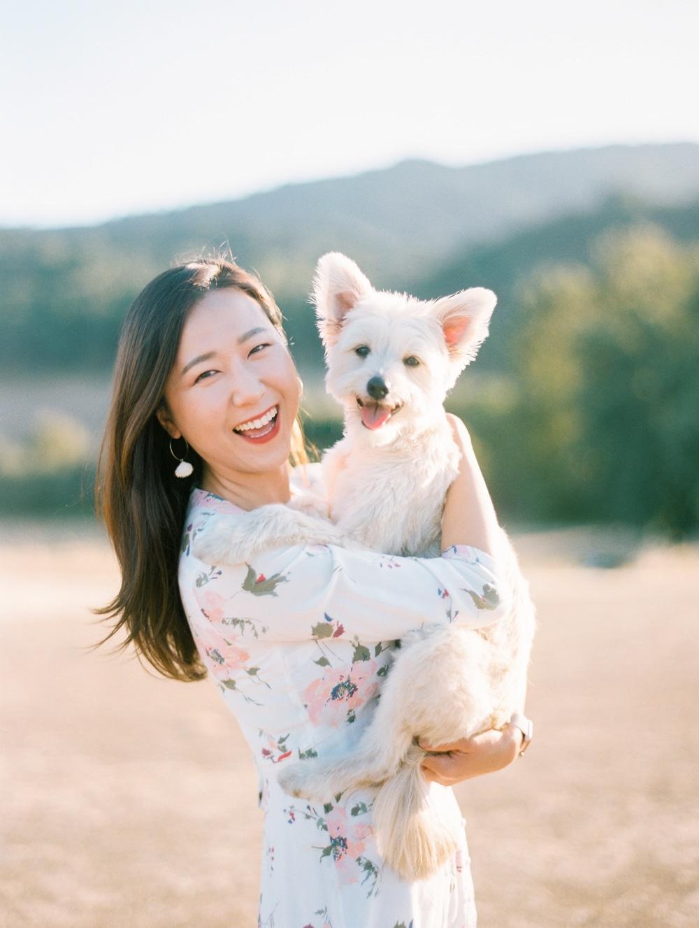 Kristin-La-Voie-Photography-california-wedding-photographer-dog-session-rancho-san-antonio-los-altos-2