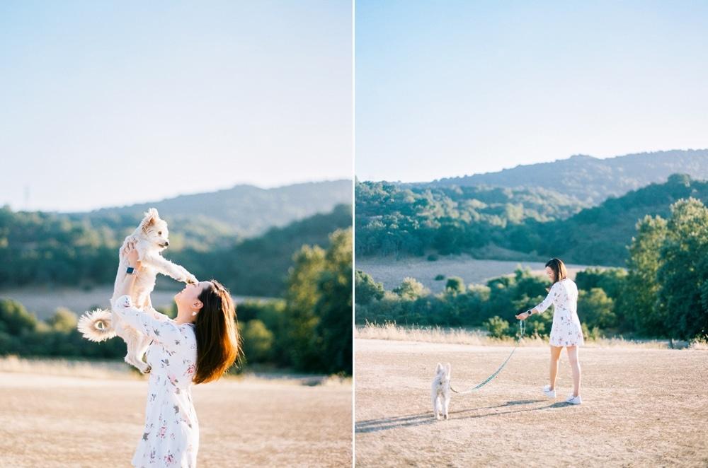 Kristin-La-Voie-Photography-california-wedding-photographer-dog-session-rancho-san-antonio-los-altos-30