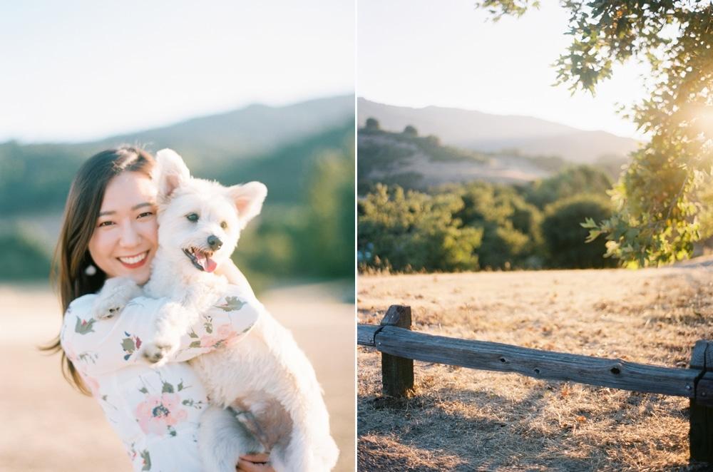 Kristin-La-Voie-Photography-california-wedding-photographer-dog-session-rancho-san-antonio-los-altos-4