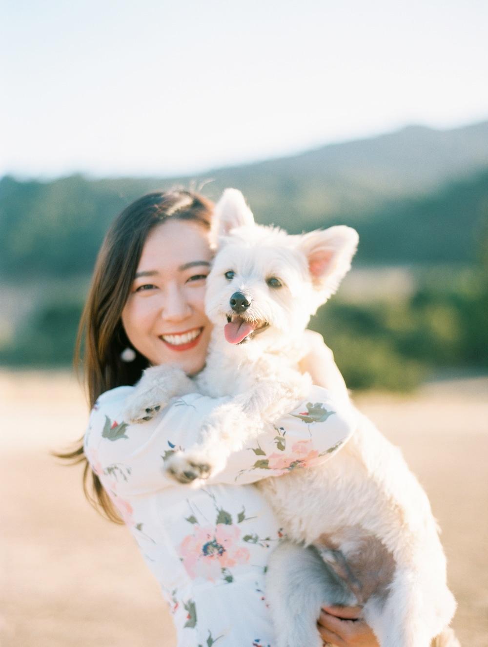 Kristin-La-Voie-Photography-california-wedding-photographer-dog-session-rancho-san-antonio-los-altos-5