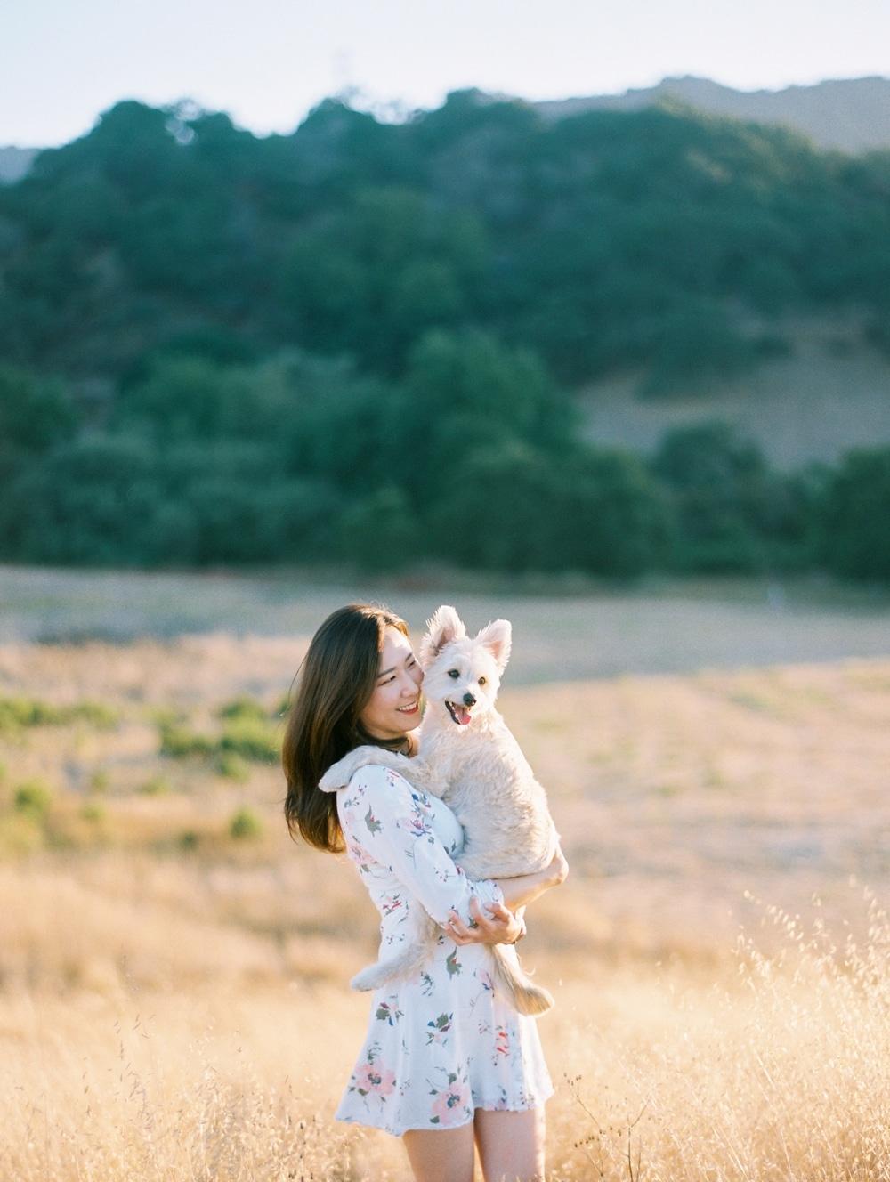 Kristin-La-Voie-Photography-california-wedding-photographer-dog-session-rancho-san-antonio-los-altos-9