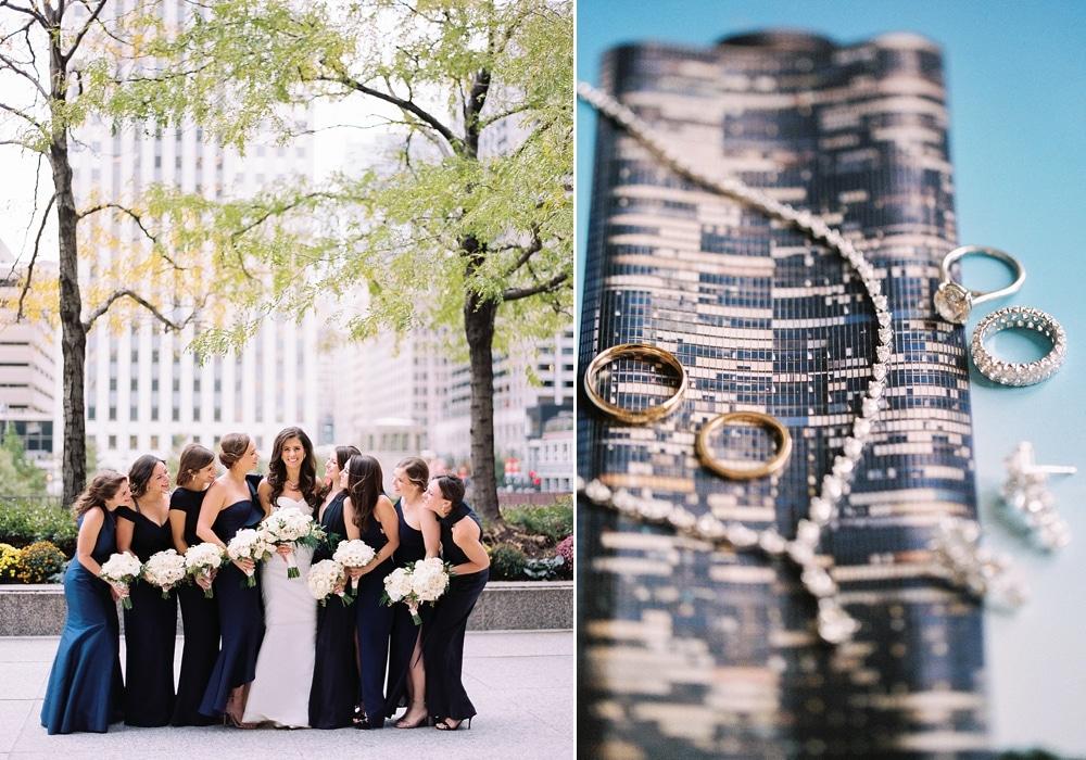Chicago Langham Wedding