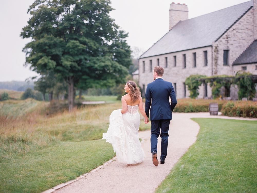 KOHLER WHISTLING STRAITS WEDDING