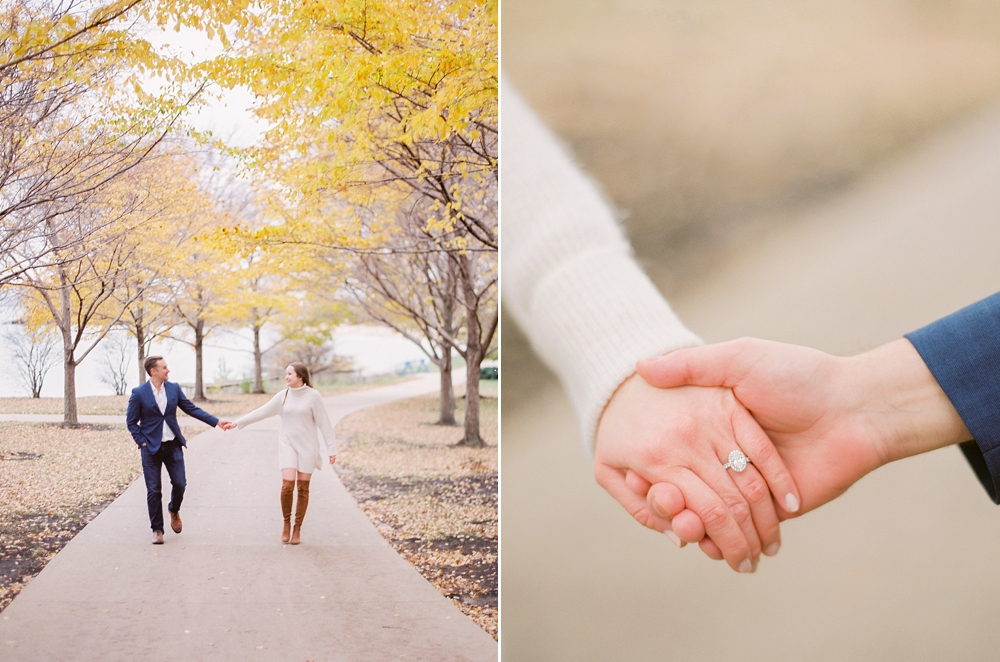 kristin-la-voie-photography-chicago-Wedding-Photographer-museum-campus-adler-planetarium-engagement-30