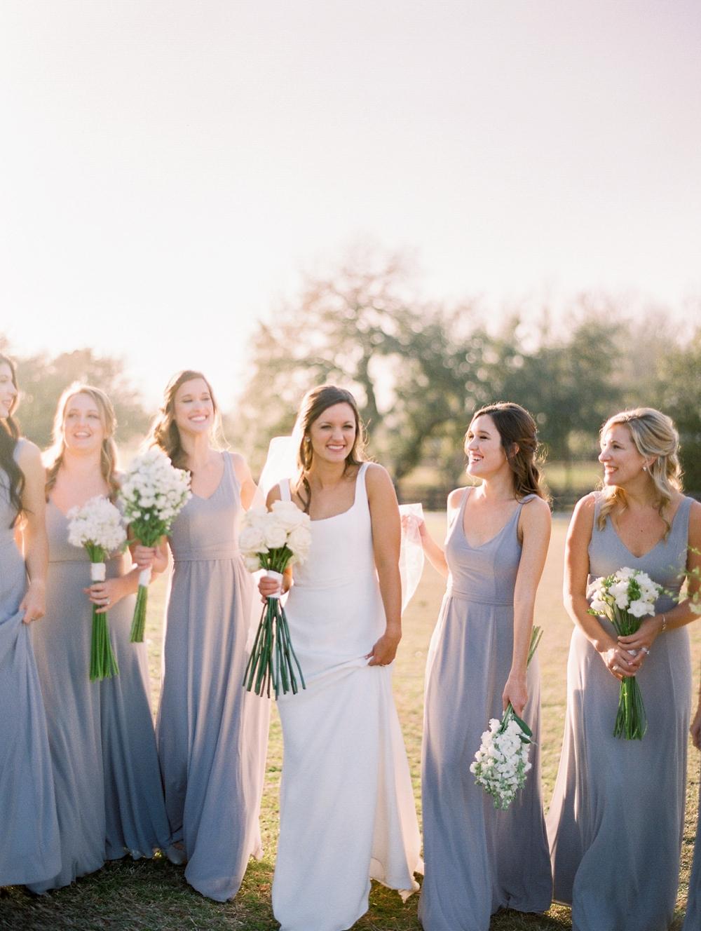 Texas Wedding Oaks at High Hill