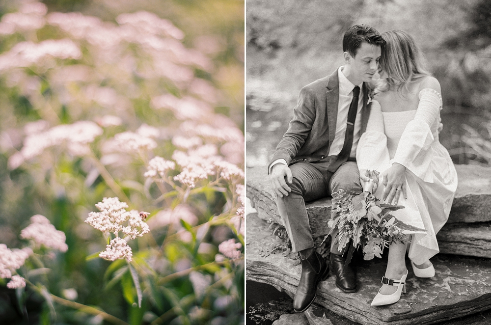 kristin-la-voie-photography-Chicago-wedding-lily-pool-elopement-freehand-hotel-135