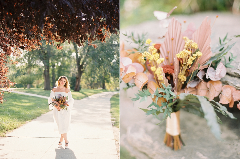 kristin-la-voie-photography-Chicago-wedding-lily-pool-elopement-freehand-hotel-137
