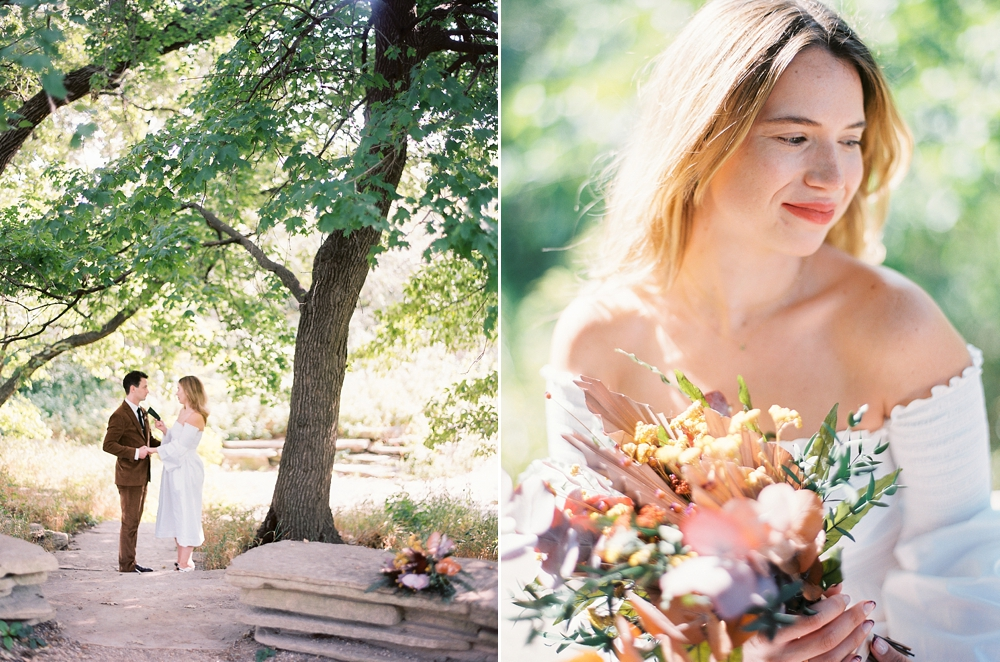 kristin-la-voie-photography-Chicago-wedding-lily-pool-elopement-freehand-hotel-185