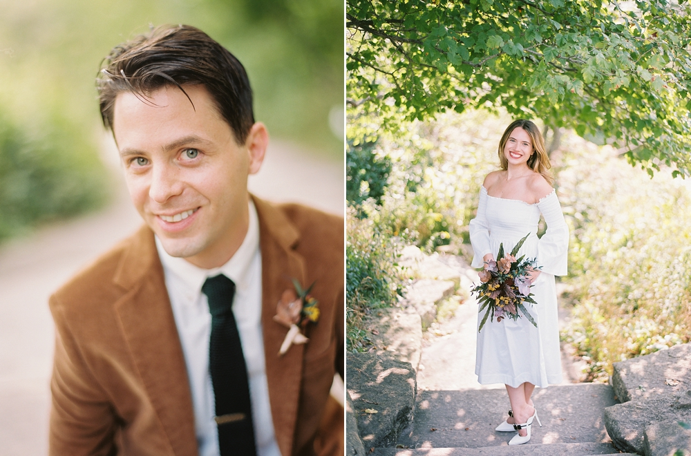 kristin-la-voie-photography-Chicago-wedding-lily-pool-elopement-freehand-hotel-57