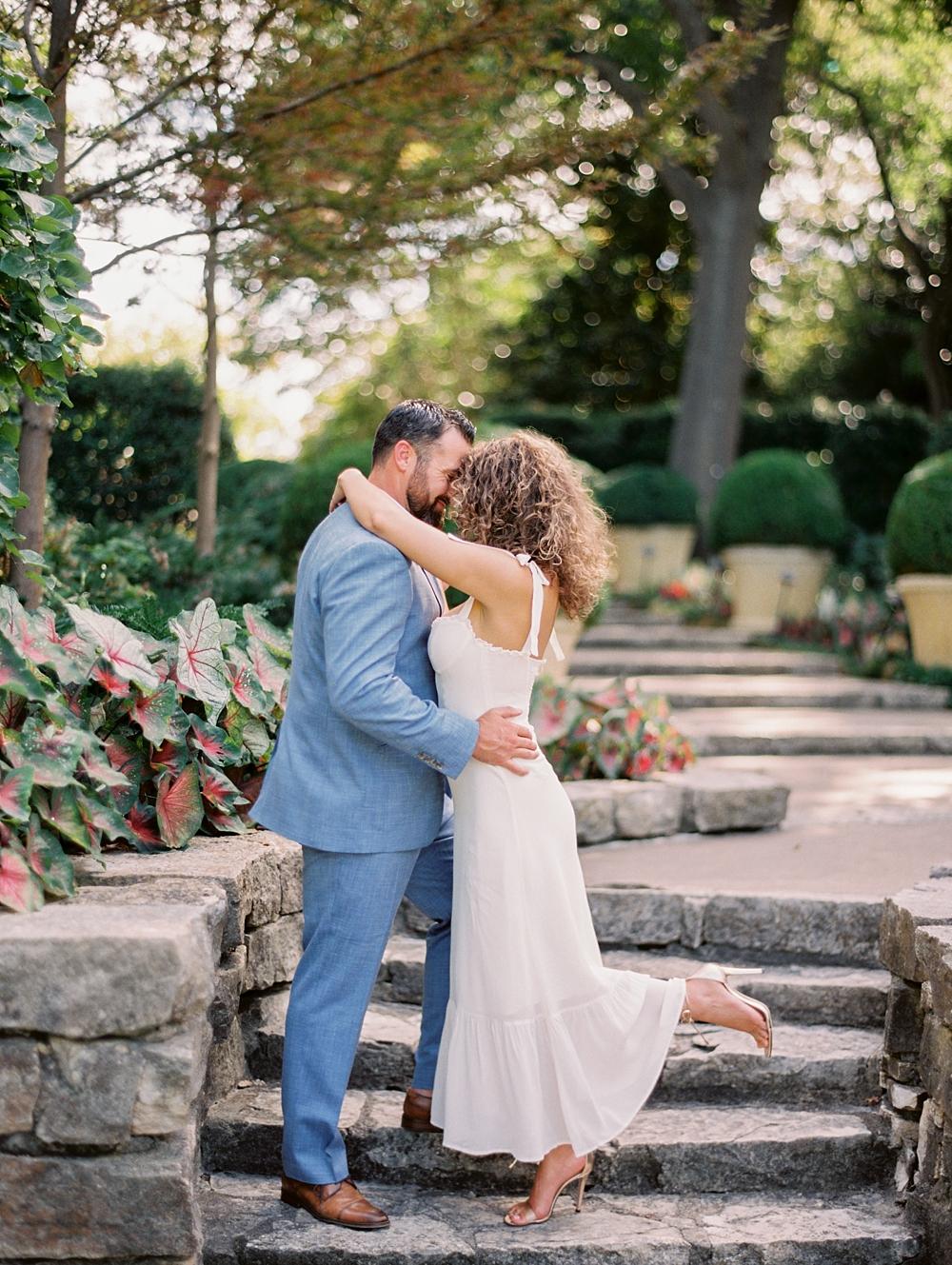 kristin-la-voie-photography-Dallas-Botanical-Garden-Arboretum-Engagement-fine-art-wedding-photographer-74