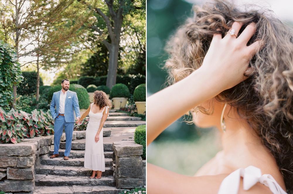 kristin-la-voie-photography-Dallas-Botanical-Garden-Arboretum-Engagement-fine-art-wedding-photographer-79